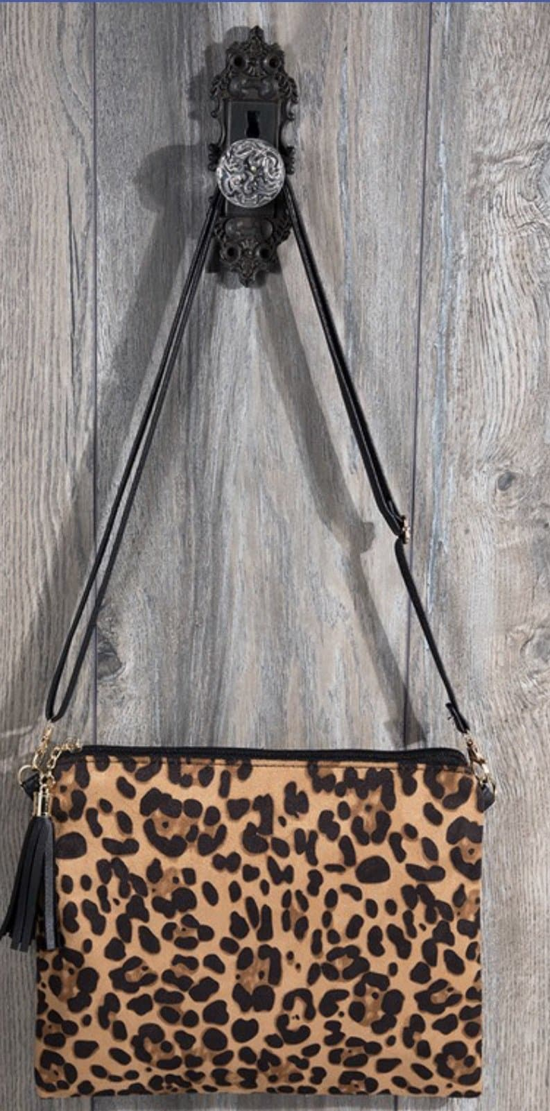 Wild Things Clutch - Trophy Wife Boutique