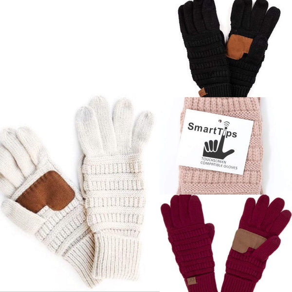 CC Gloves and Beanie set - Trophy Wife Boutique