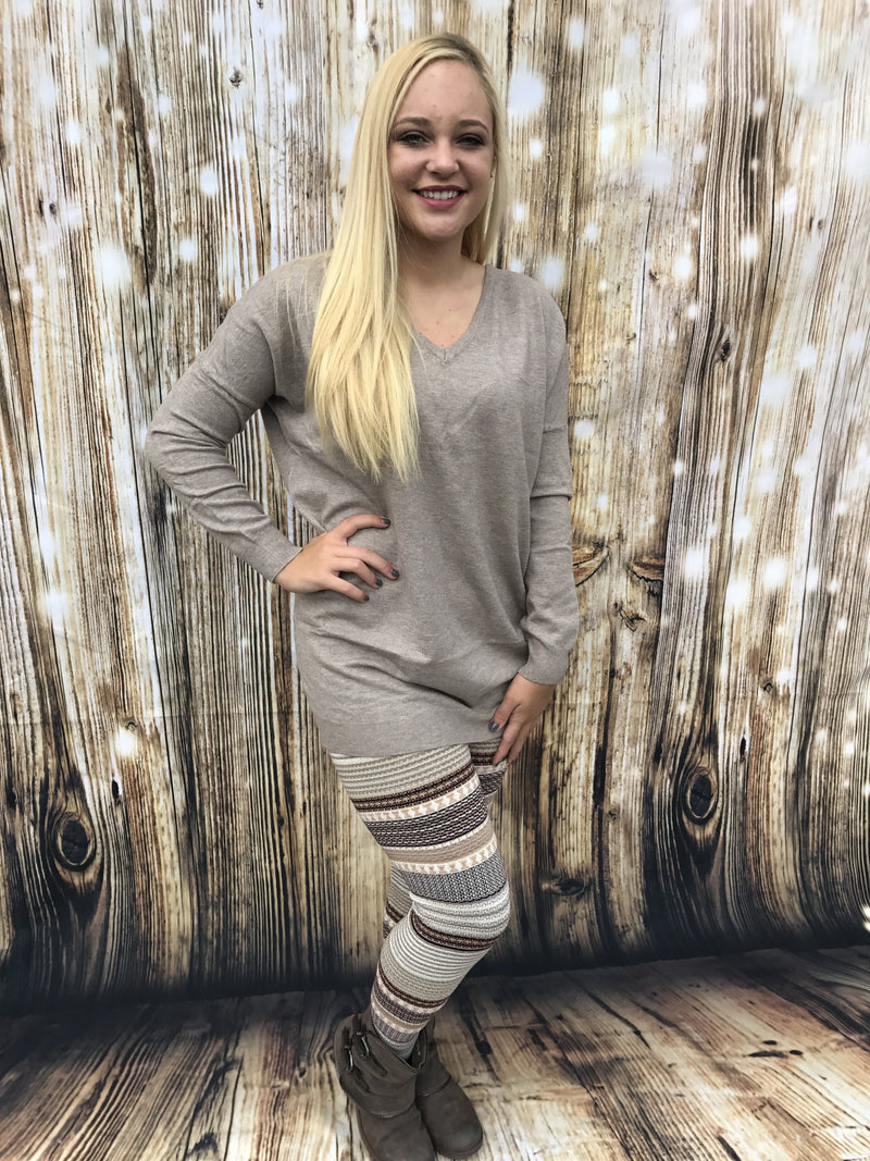 Sugar and Spice Leggings - Trophy Wife Boutique