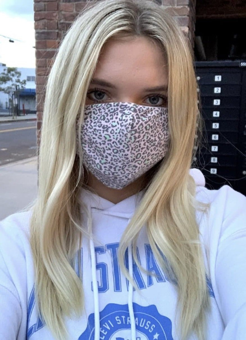 Leopard Washable Masks - Adults and Kids - Trophy Wife Boutique