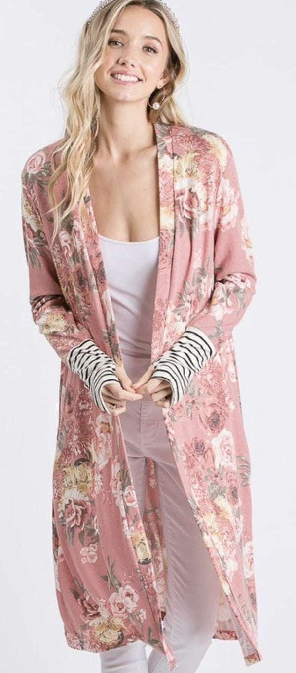Garden Walk Cardigan - Trophy Wife Boutique