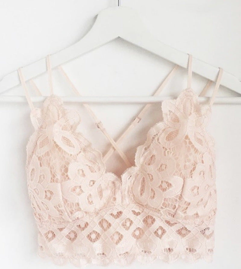 Day Dreaming Bralettes