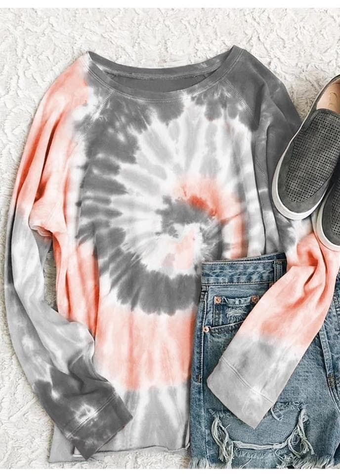 Tie Dye Beachy Top