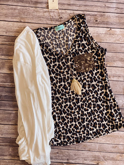 Love Letters Leopard Set - Trophy Wife Boutique