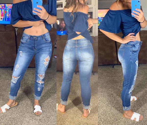 Summer Night Jeans