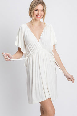 Island Breeze Dress Ivory