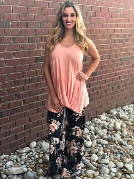 Blush Magnolia Pants - Trophy Wife Boutique