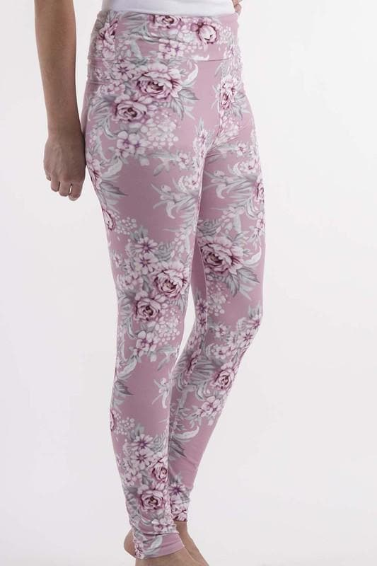 Hello Spring Leggings - Trophy Wife Boutique