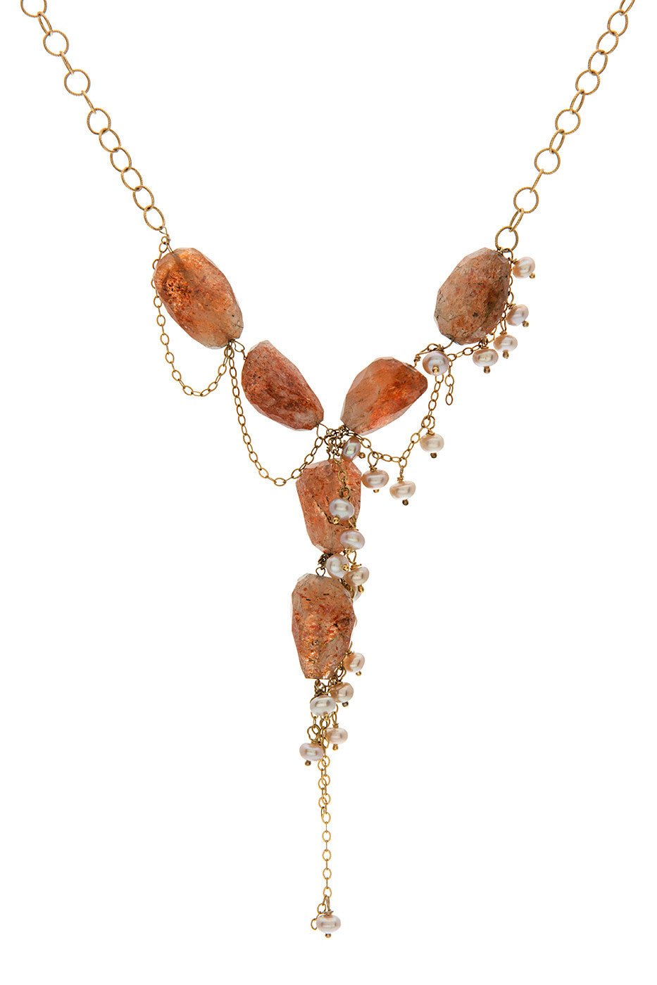 the pendant necklace carey jewel plume jandaggett sunstone fullsizerender agate
