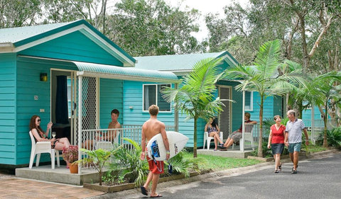 Byron Bay - Discovery Holiday Park