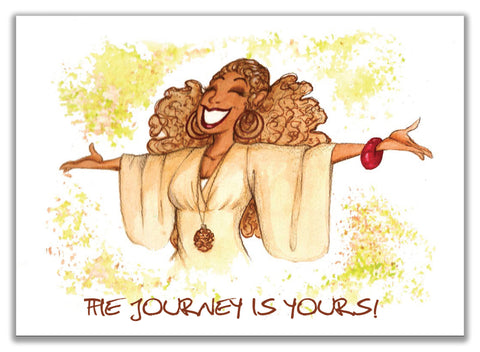 The Journey is Yours!