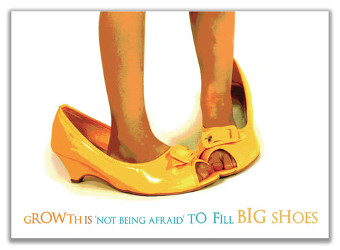 Fill Big Shoes