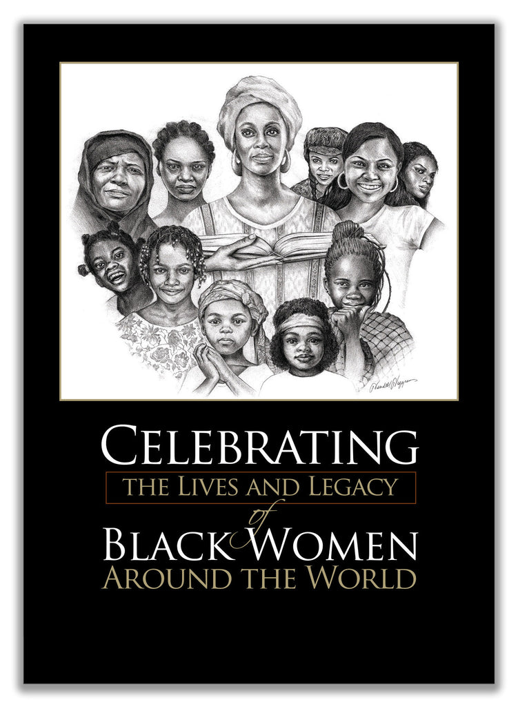 Celebrating Black Women Poster