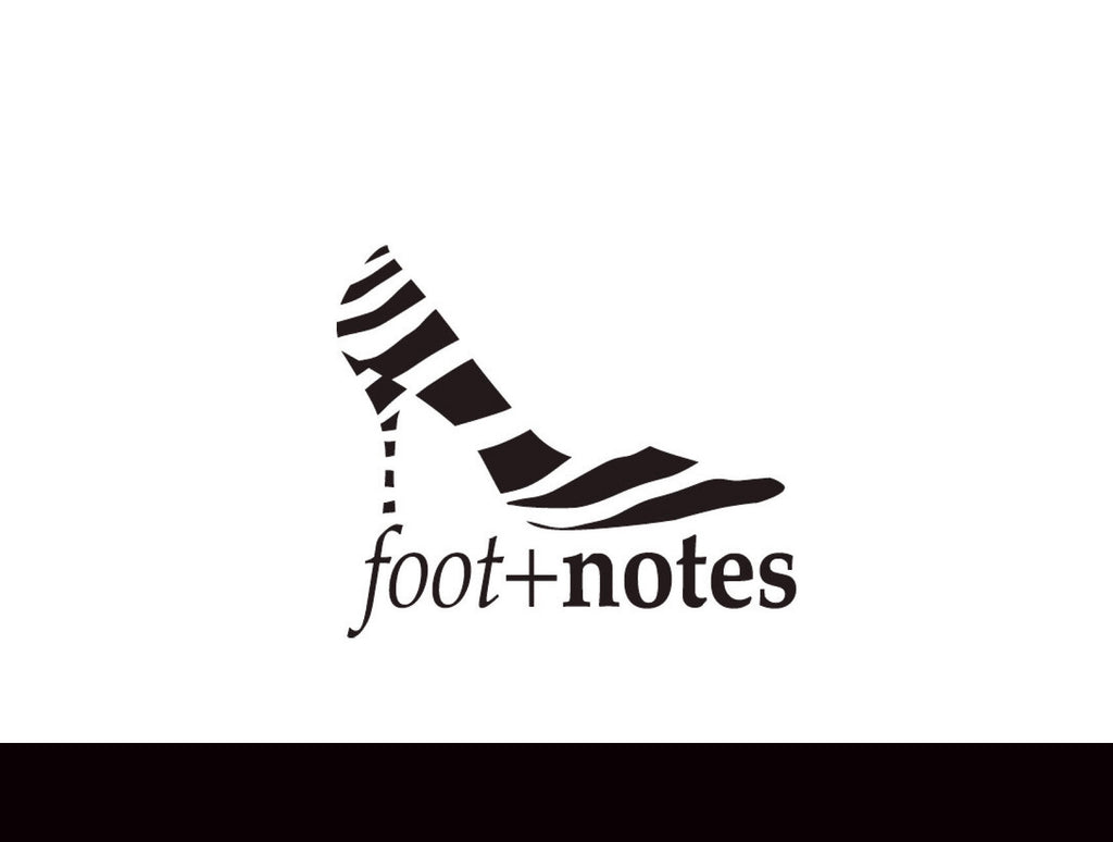 Footnotes Notecard Black Bar