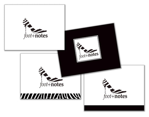 Footnotes Notecard Collection