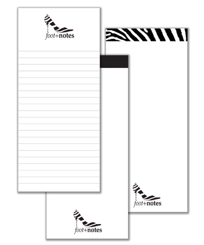 Footnotes Notepad Collection