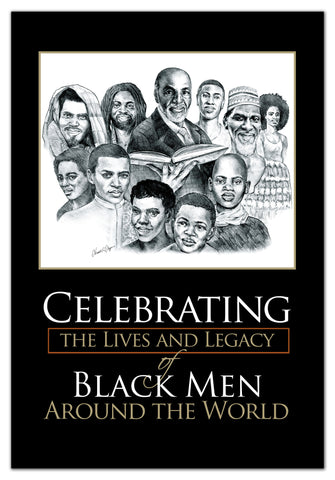 Celebrating Black Men Poster