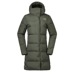 W SNOW RESORT LONG JACKET - AP