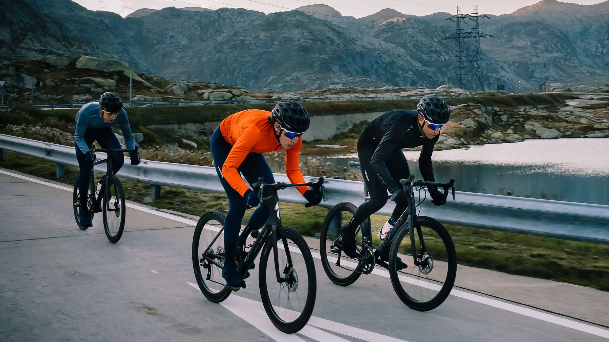 Thermal Jersey vs. Windproof Jersey