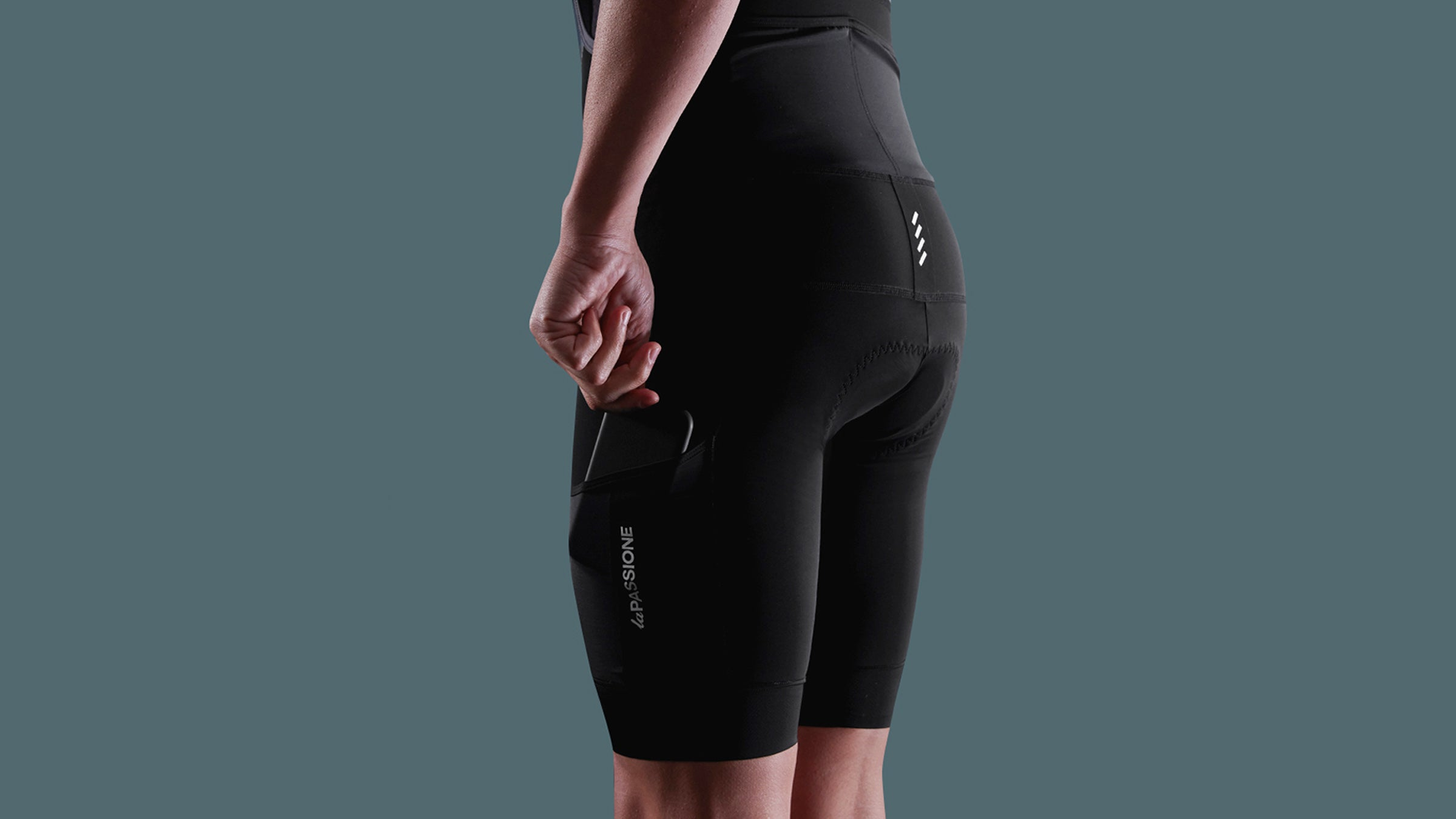 Adventure Cargo Bib Shorts