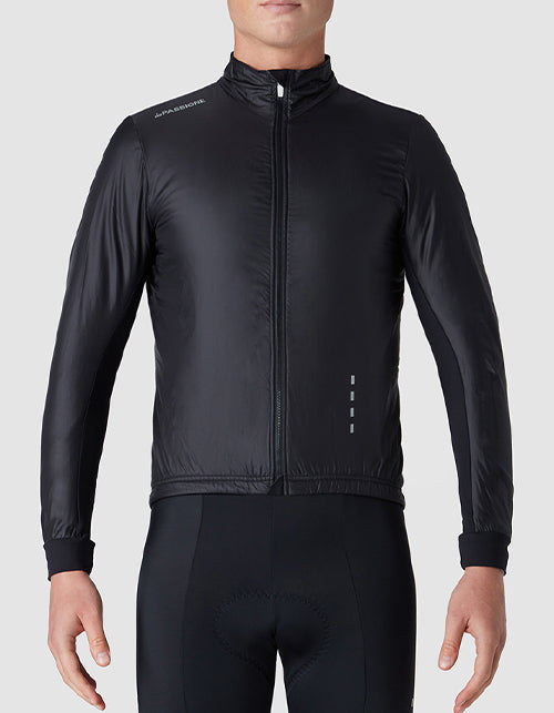 Insulated Alpha Jacket Black