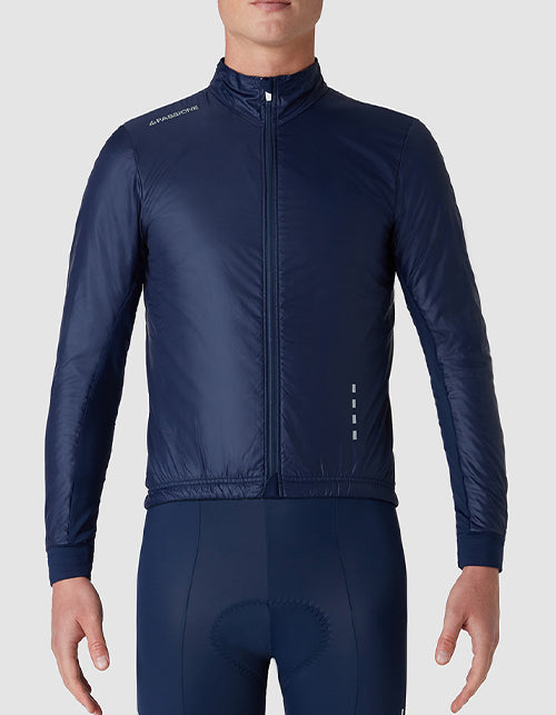 Insulated Alpha Jacket Blue