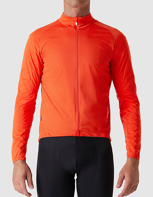 PSN Windproof Jacket Orange
