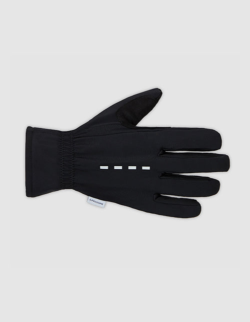 Deep Winter Gloves Black