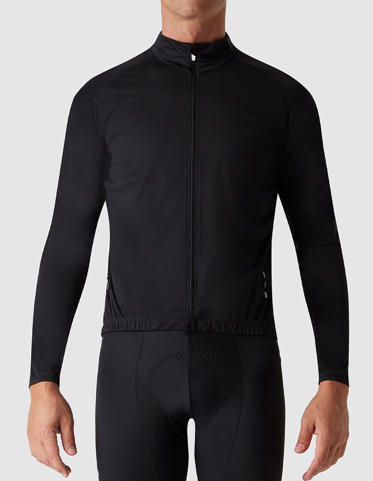 Windproof Jacket Black
