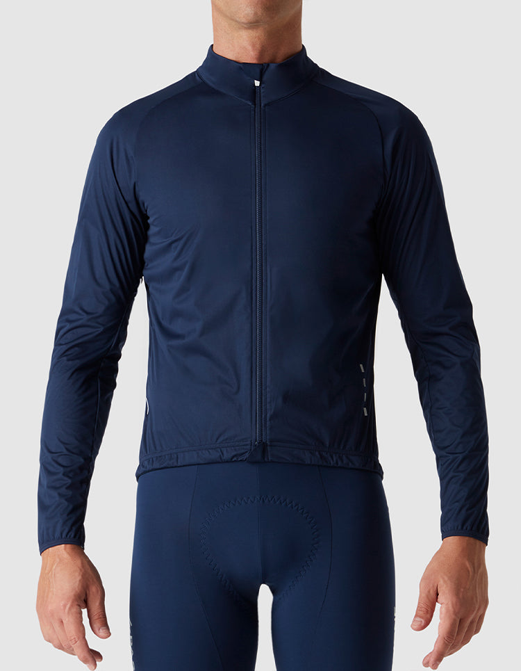 Windproof Jacket Blue