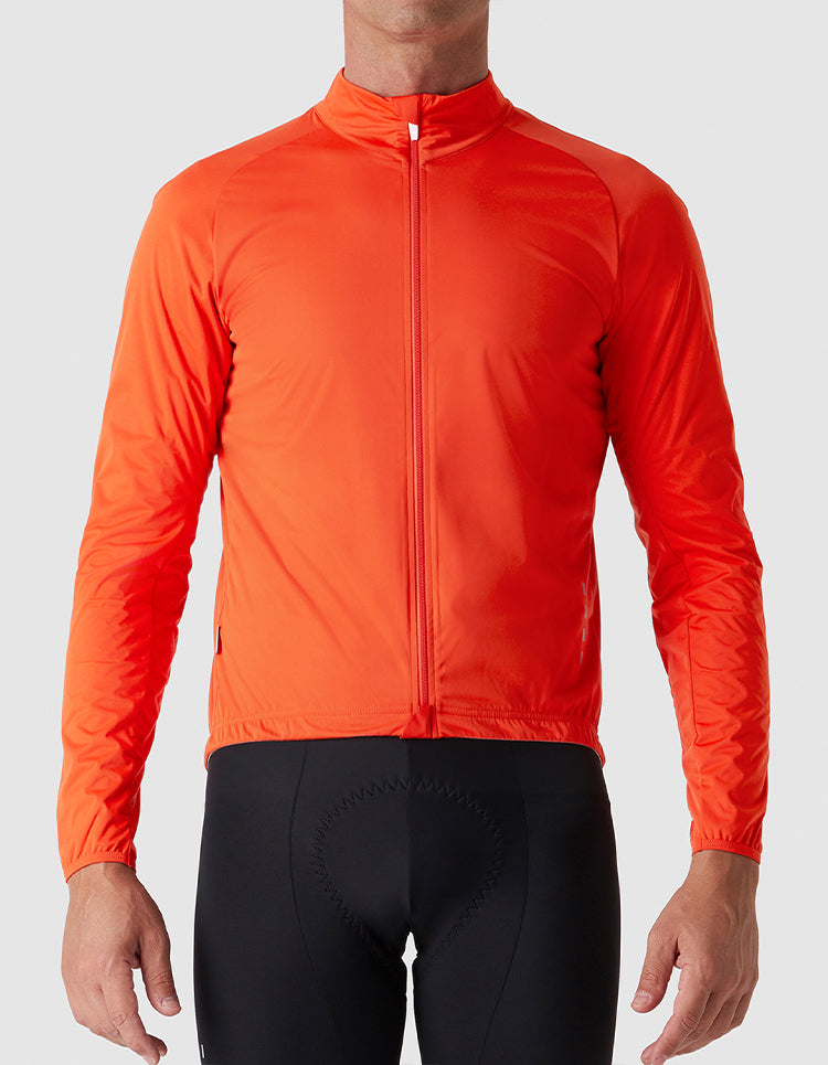 Windproof Jacket Orange