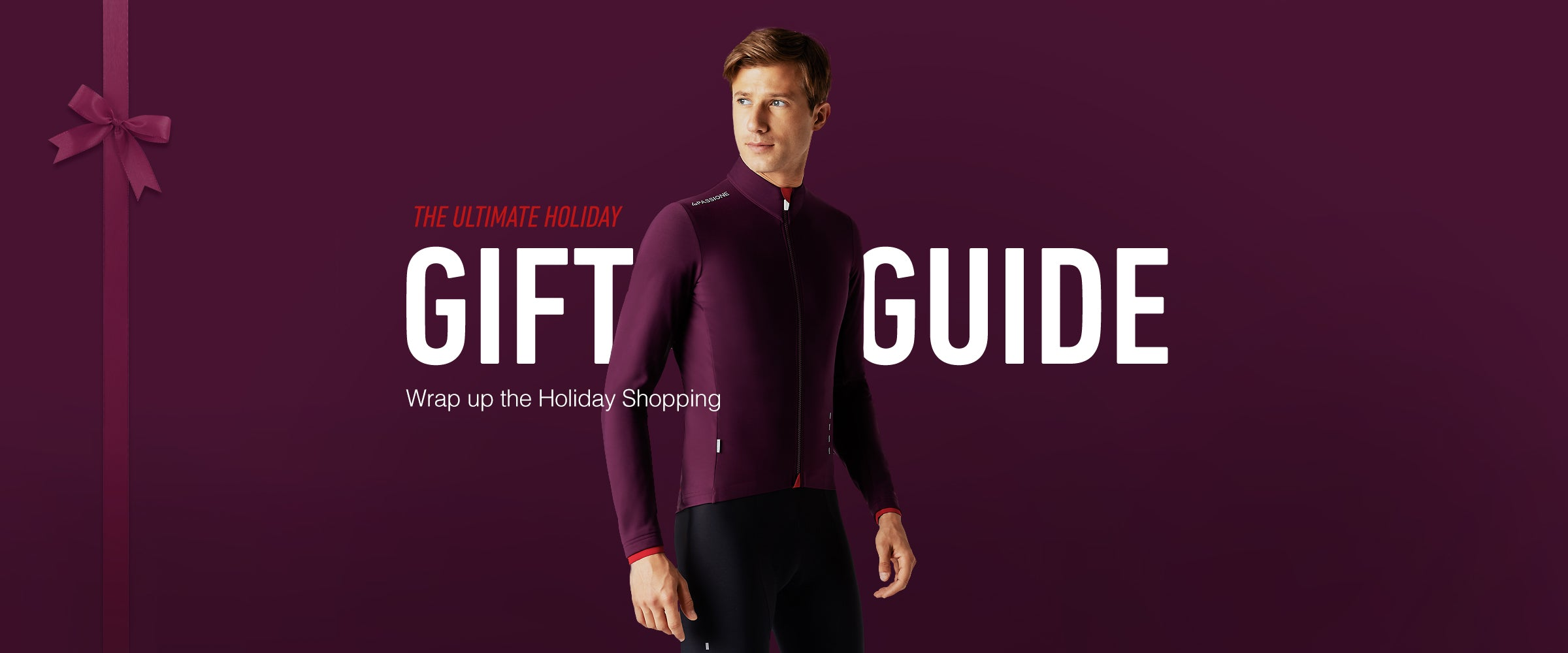 The ultimate holiday. Gift guide