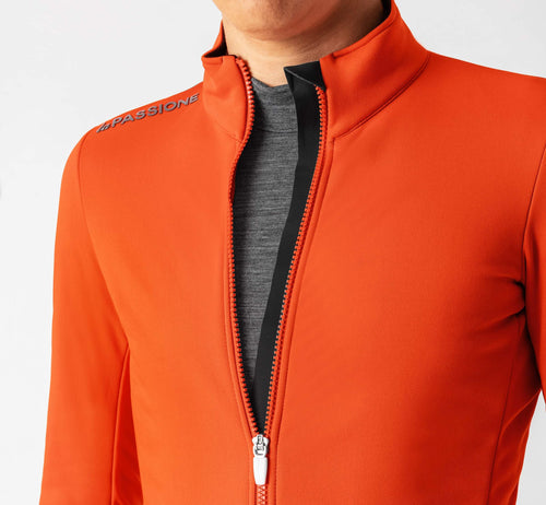 PSN Windproof Jersey Orange
