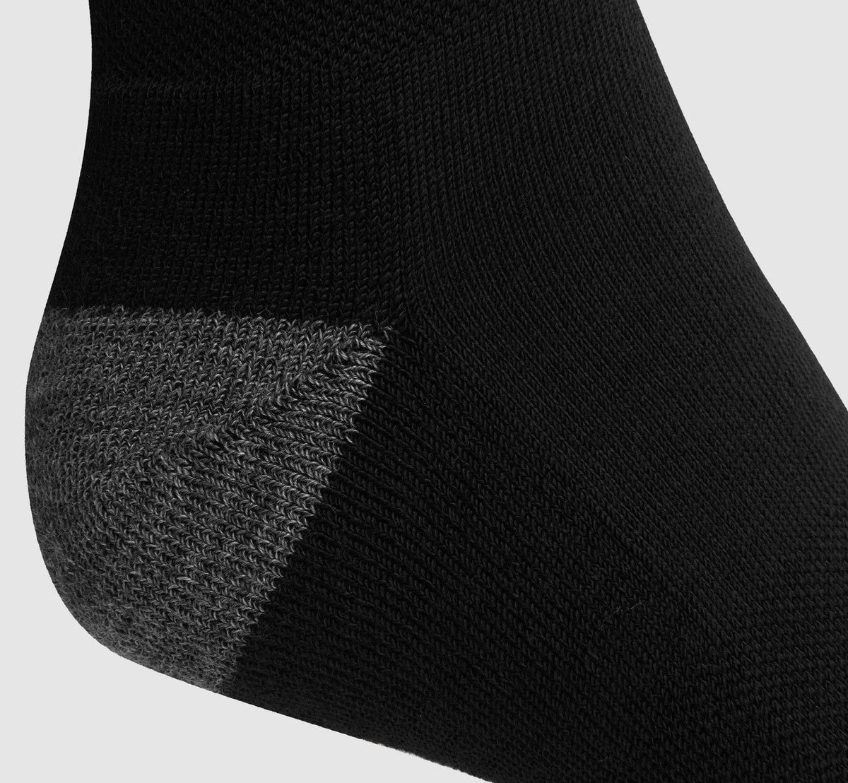 Merino Socks Black