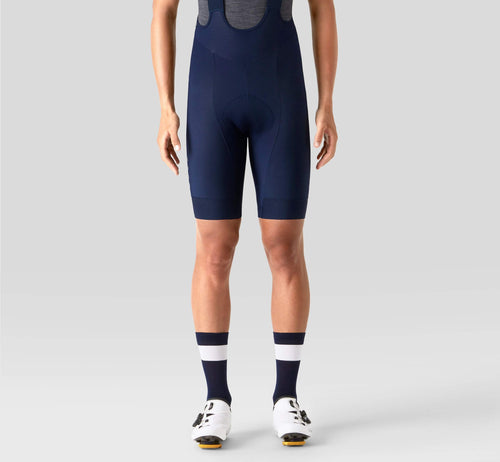 PSN Thermal Bib Shorts Blue