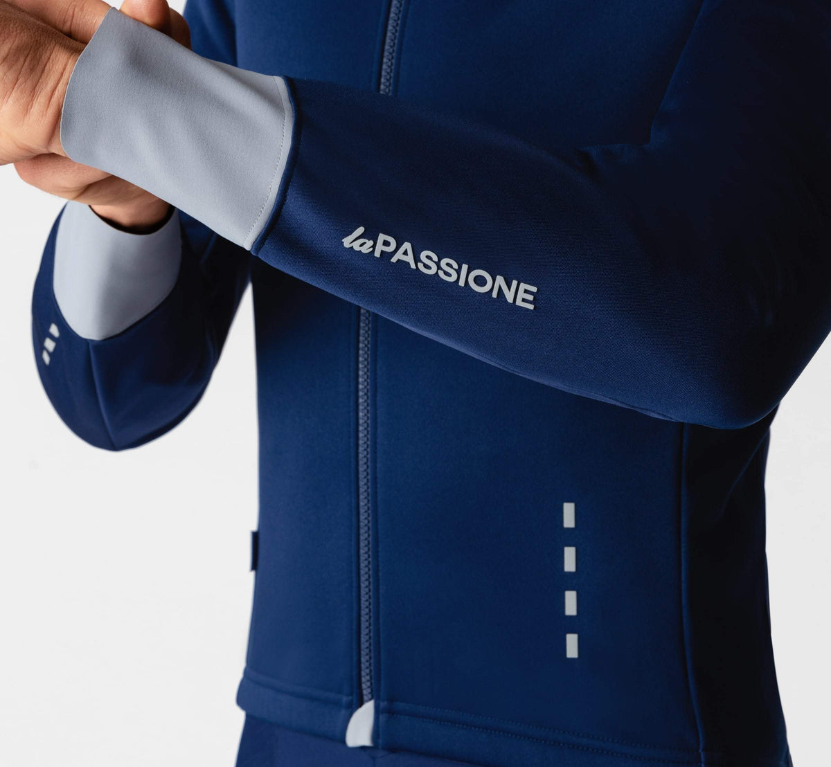 PSN Windproof Jersey Blue