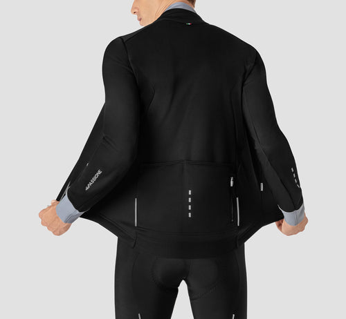 PSN Winter Jacket Black