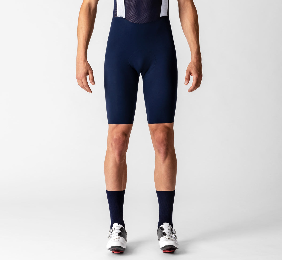 MNL Bib Shorts Blue