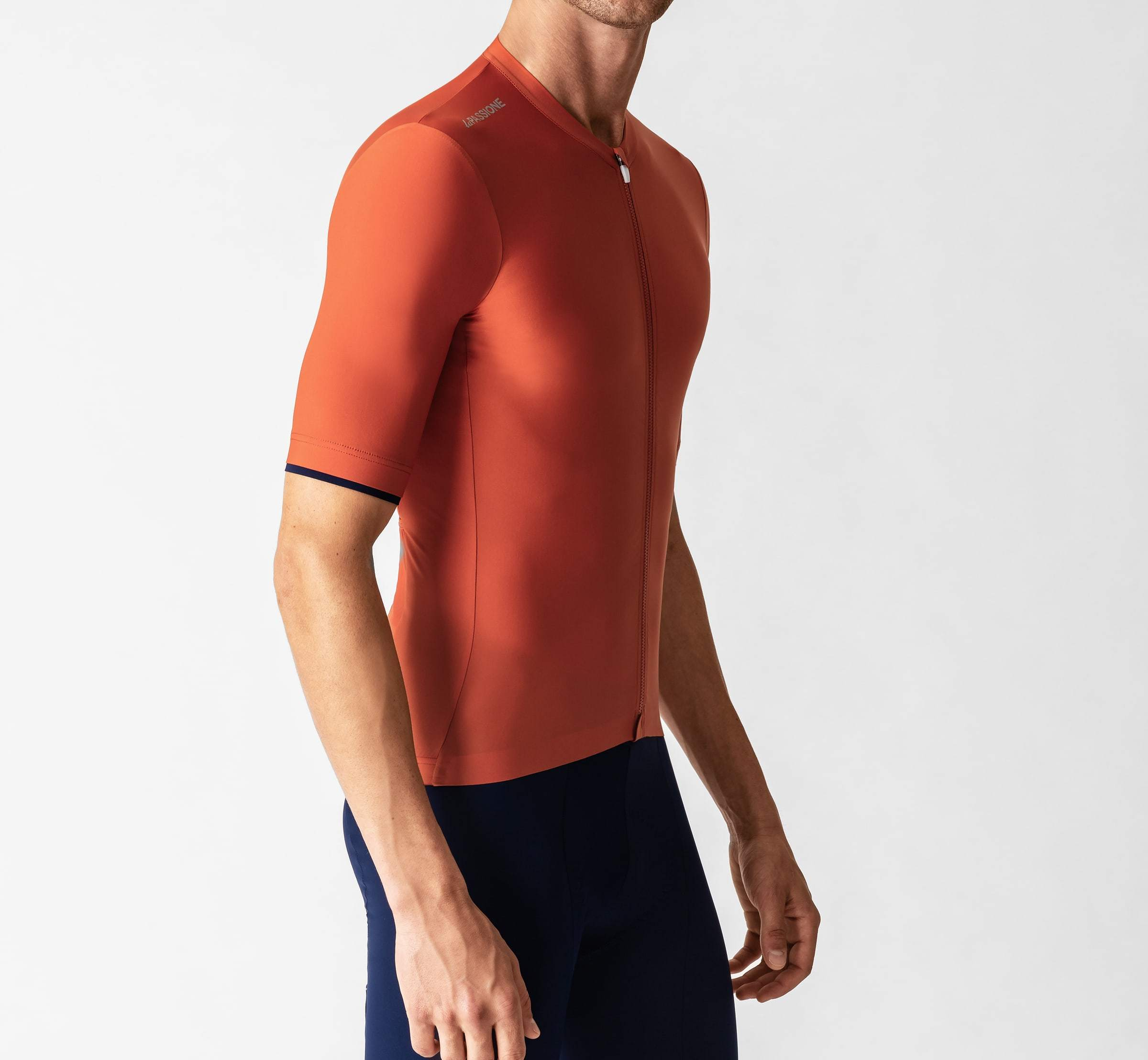 PSN Jersey Rust | La Passione Cycling Couture