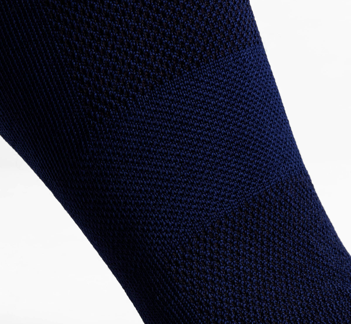 Geometric Socks Blue