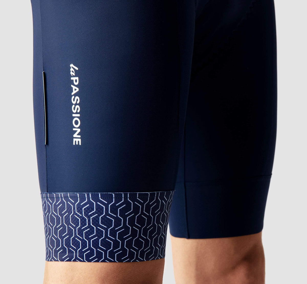 Cell Bib Shorts Blue