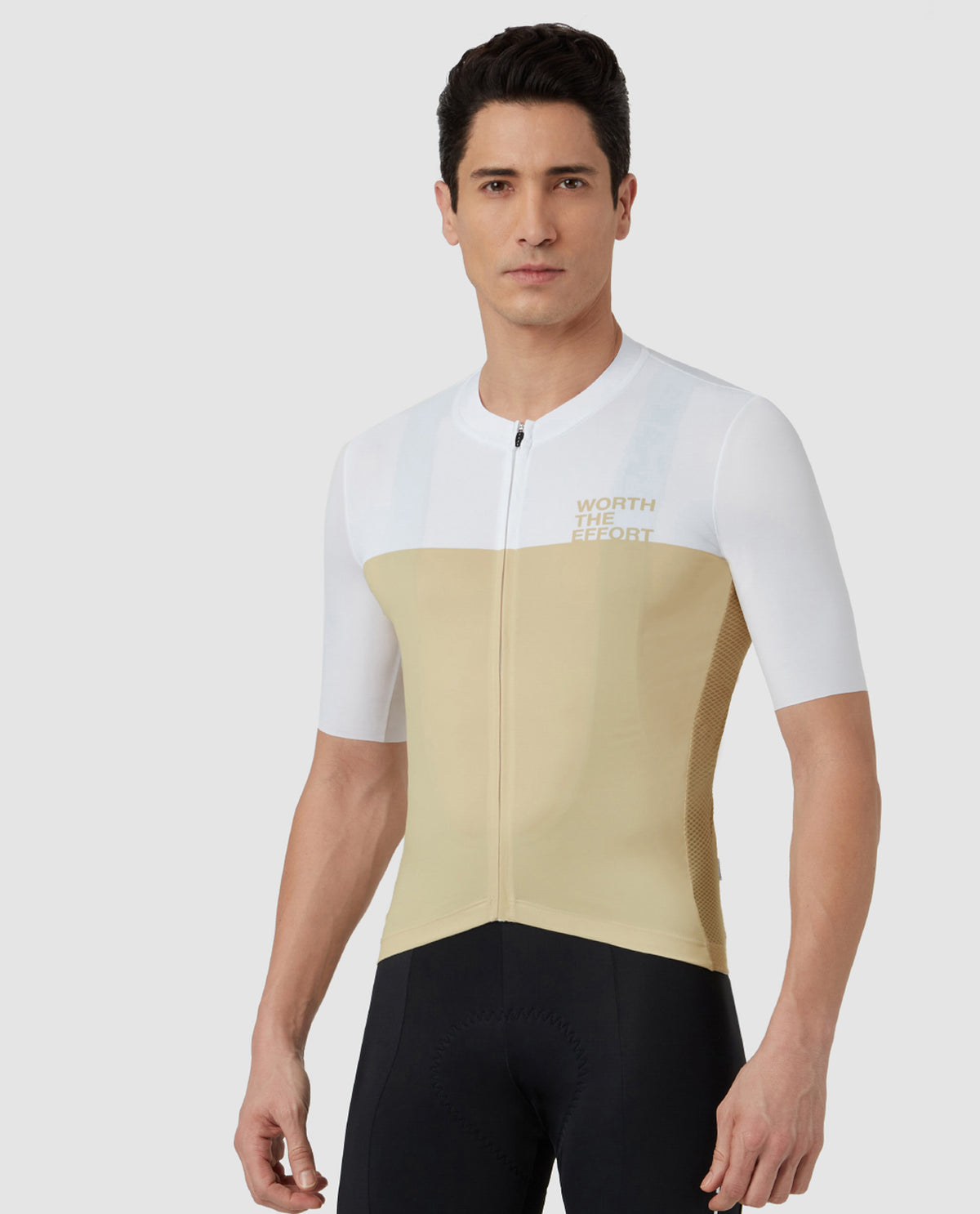 Duo Jersey Natural Sand
