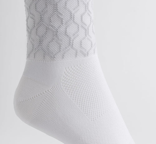Cell Socks White
