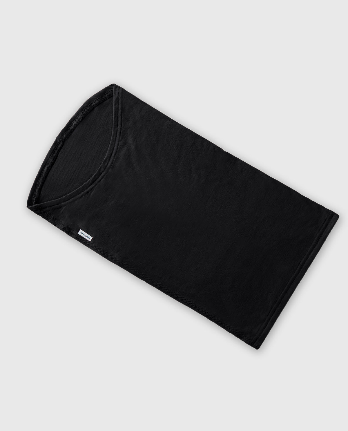 Merino Neck Warmer Black