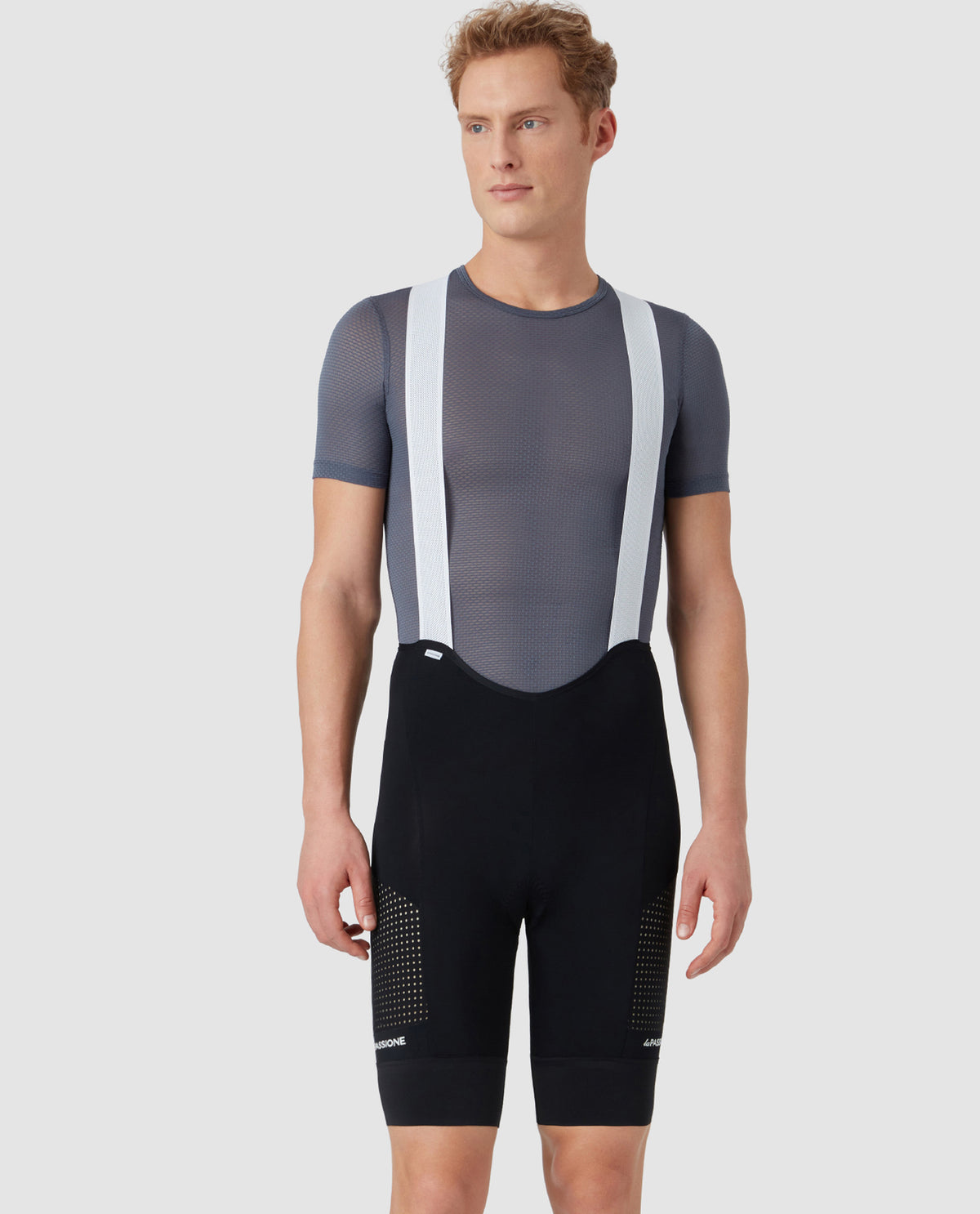 NDR Bib Shorts Black