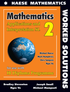 Mathematics: Applications and Interpretation SL WORKED SOLUTIONS ( School purchase only )