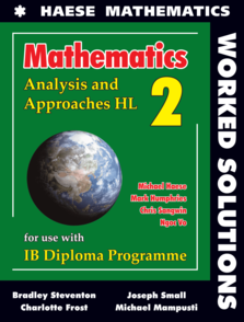 Mathematics: Analysis and Approaches HL WORKED SOLUTIONS- 24 month license ( School purchase only )
