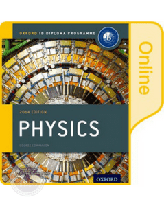 9780198307730, IB Physics Online Course Book: Oxford IB Diploma Programme