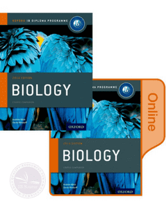 9780198307747, IB Biology Print and Online Course Book Pack: Oxford IB Diploma Programme