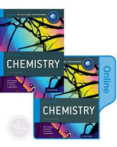 9780198307754, IB Chemistry Print and Online Course Book Pack: Oxford IB Diploma Programme